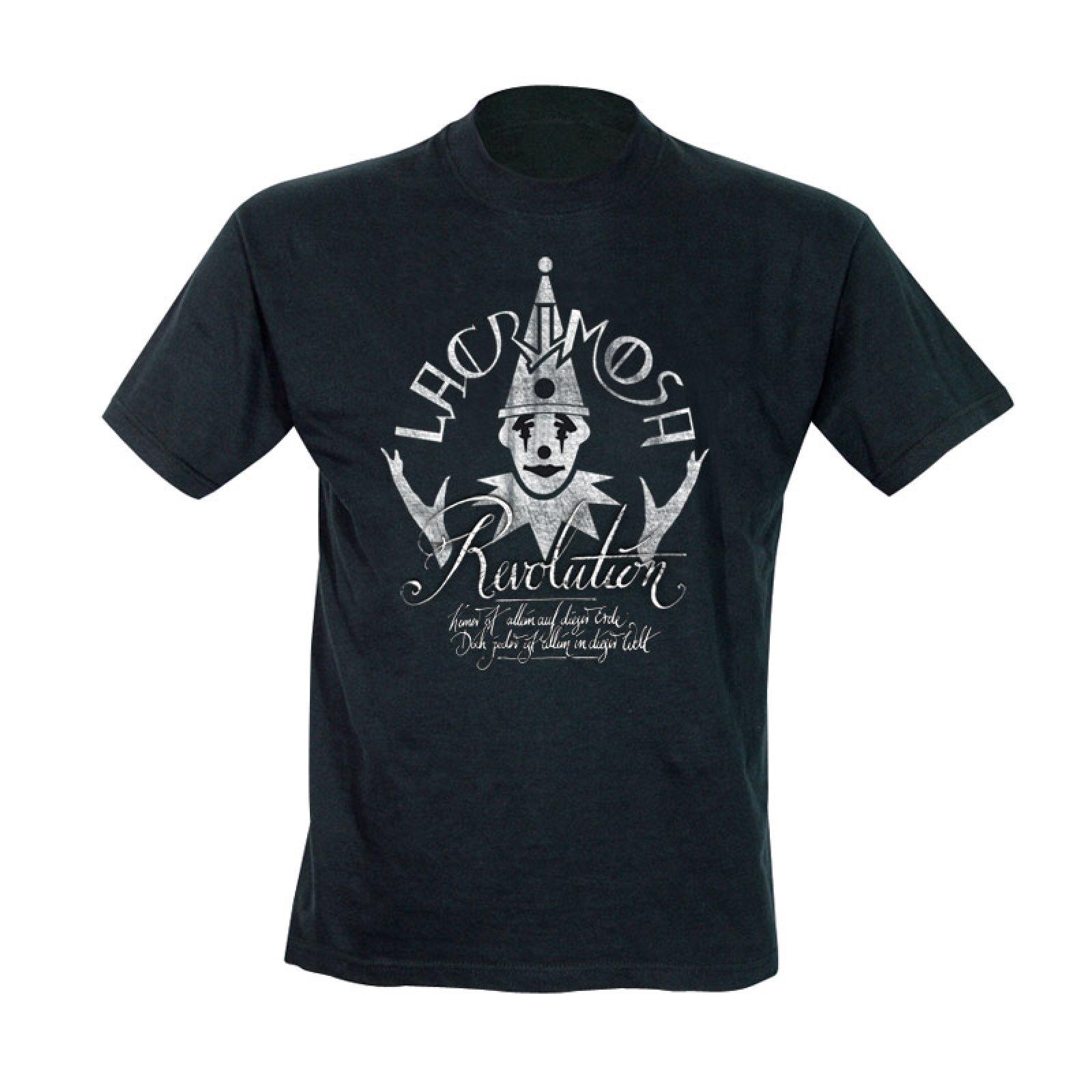 T shirt revolution grunge logo for T shirt with logo