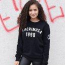 College-Sweatshirt Lacrimosa 1990