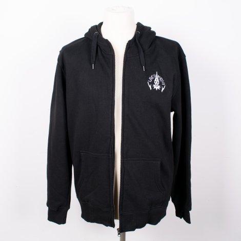 Mens hooded jacket Lacrimosa