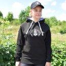Hooded Sweatshirt Lacrimosa Stitched Logo