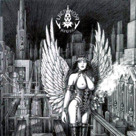 """CD """"Inferno"""" (1995)"""