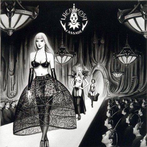 "CD ""Fassade"" (2001)"