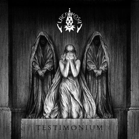 """CD """"Testimonium"""" (2017)"""