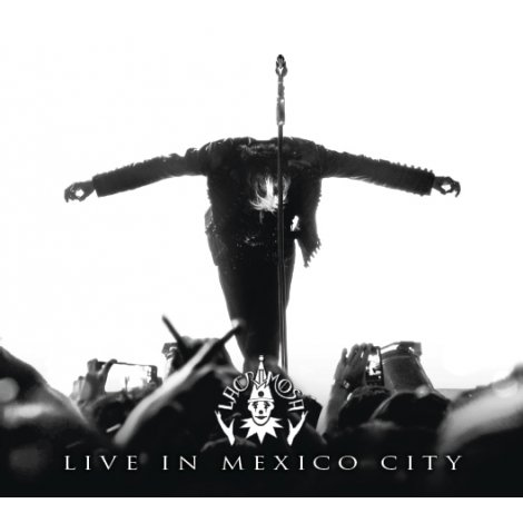 """2CD """"Live in Mexico City"""""""