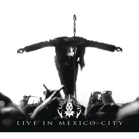 "2CD ""Live in Mexico City"" inkl. DVD"